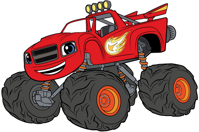 blaze and the monster machines clip art cartoon clip art rh cartoon clipart co monster truck clipart images monster truck clipart png