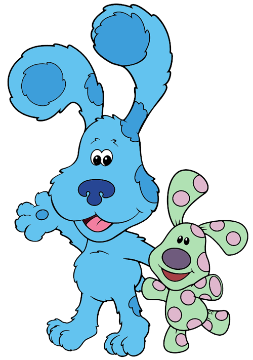 blue s clues clip art cartoon clip art rh cartoon clipart co blue's clues joe clipart