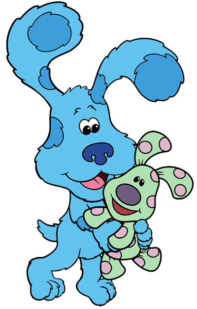 blue s clues clip art cartoon clip art rh cartoon clipart co blues clues clipart free