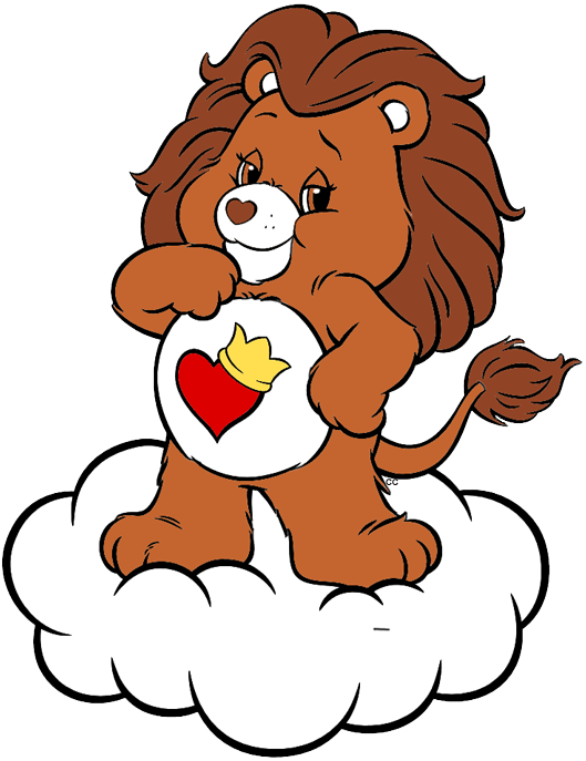 Care Bears and Cousins Clip Art Images - Cartoon Clip Art