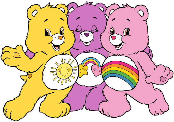 care bears and cousins clip art cartoon clip art