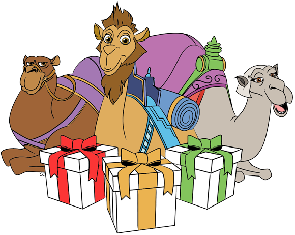 Free Disney Christmas Clipart