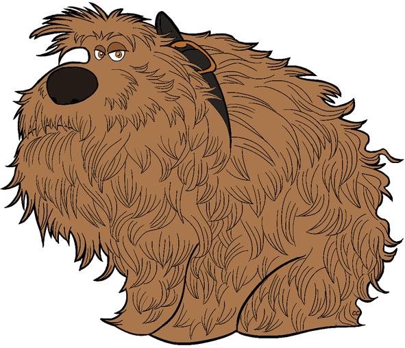 the secret life of pets clip art images   cartoon clip art