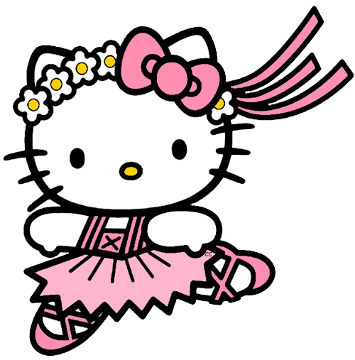 Clip Art Hello Kitty Clip Art hello kitty clip art images cartoon angel ballerina