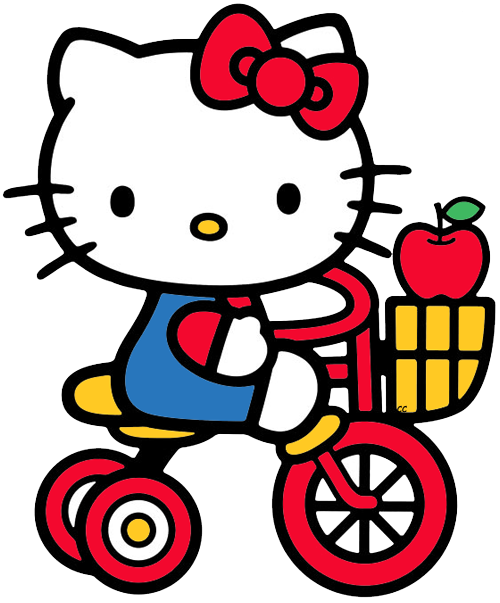 Hello Kitty is a fictional character produced by the Japanese company ...