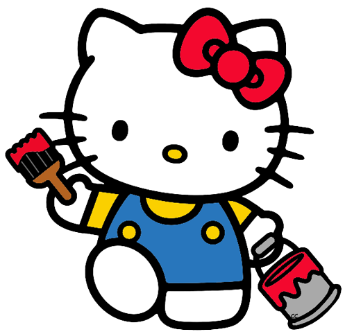 hello kitty clip art cartoon clip art rh cartoon clipart co hello kitty clip art images hello kitty clipart in car