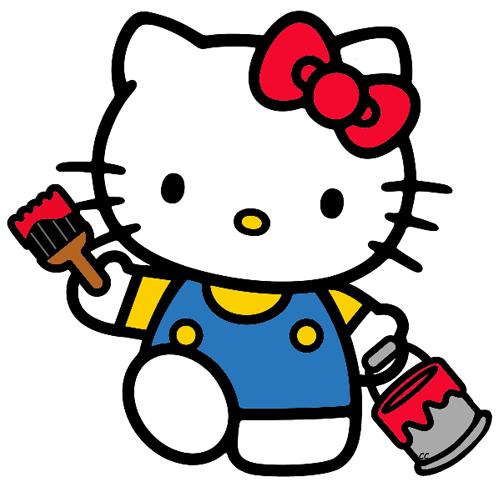 hello kitty clip art cartoon clip art rh cartoon clipart co hello clipart free hello clipart gif