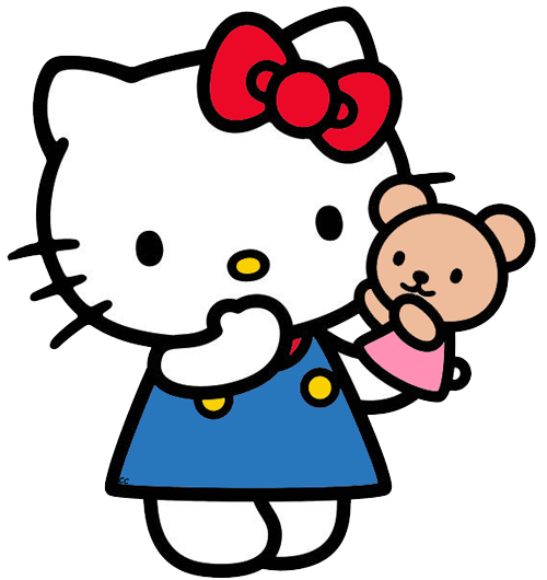 hello kitty clip art cartoon clip art rh cartoon clipart co clipart hello kitty hello clipart animated