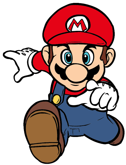 Super Mario Bros Clip Art Cartoon Clip Art