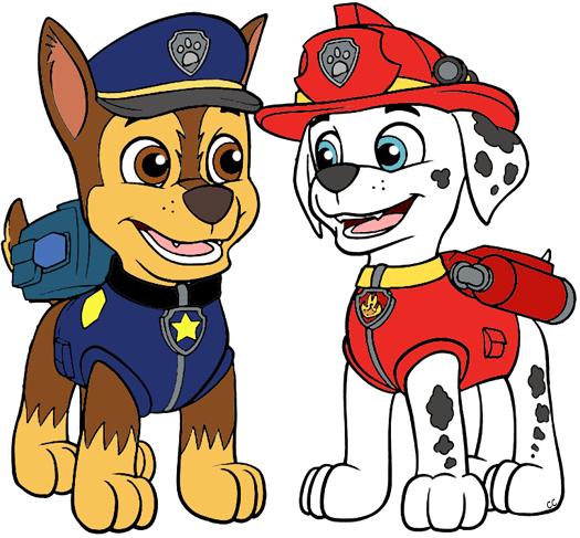 Paw Patrol Clip Art | Cartoon Clip Art