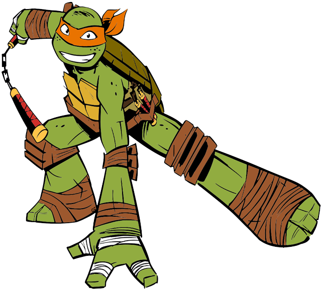 ninja turtle clip art free - photo #43