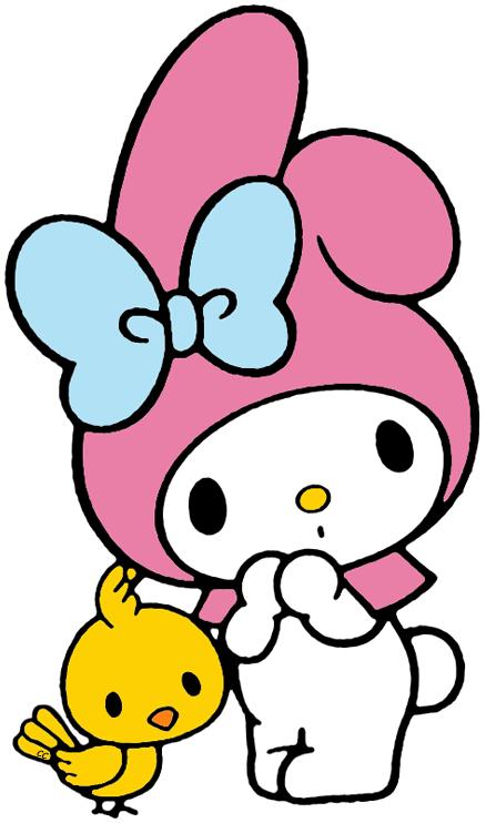 My Melody Clip Art | Cartoon Clip Art