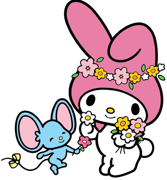 My Melody Clip Art Images - Cartoon Clip Art