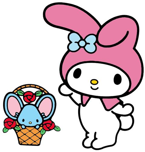 my melody clip art cartoon clip art clipart hello kitty birthday clipart hello kitty
