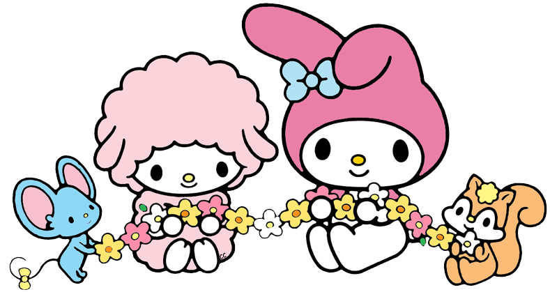 Featuring quality PNG images of My Melody, Risu, Piano and Flat