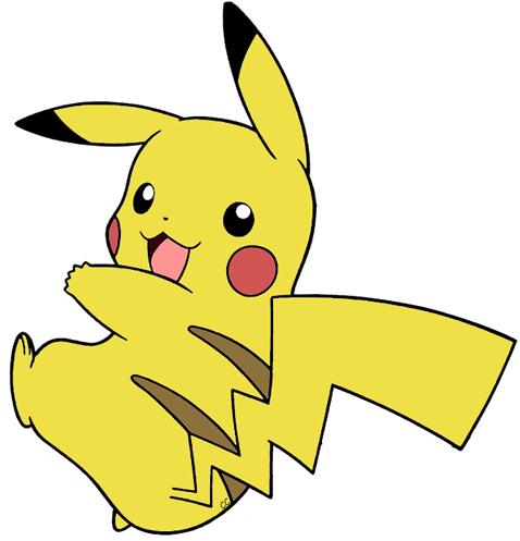 Pokemon clip art images cartoon clip art - Images pikachu ...
