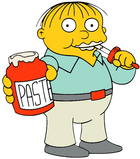 The simpsons clip art cartoon clip art - Simpson ralph ...