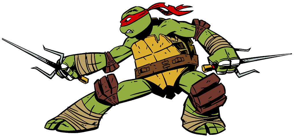 Teenage Mutant Ninja Turtles Clip Art Cartoon Clip Art
