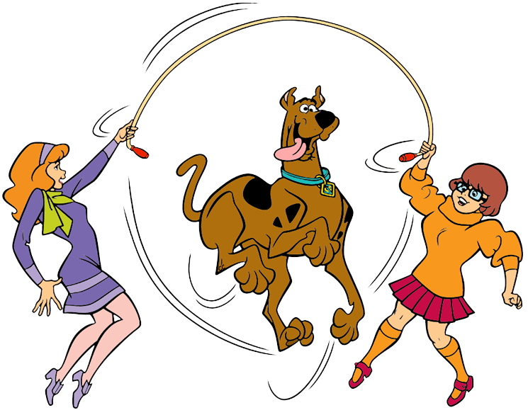 Scooby-Doo Clip Art Images - Cartoon Clip Art