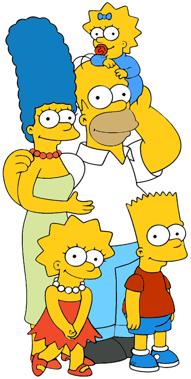 The Simpsons Clip Art Images - Cartoon Clip Art