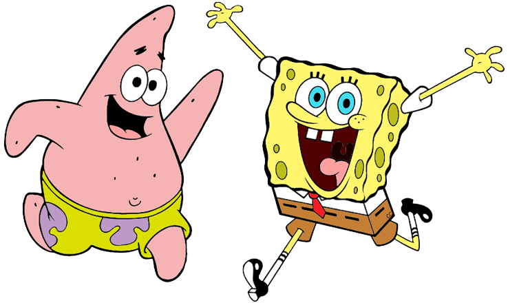 Spongebob Squarepants Clip Art Images  Cartoon Clip Art
