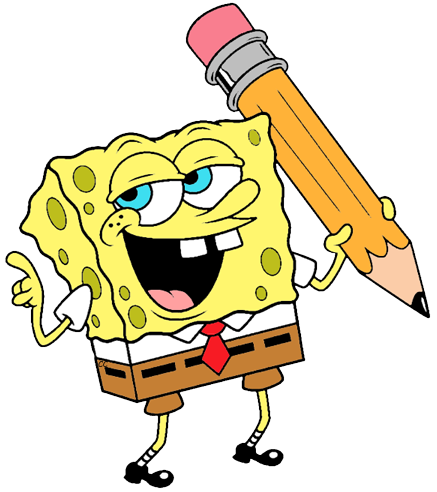 spongebob squarepants clip art cartoon clip art rh cartoon clipart co spongebob characters clipart spongebob clipart free