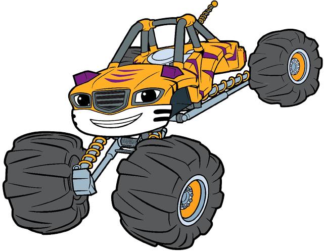 Blaze monster truck cartoon movies blaze large png 480473 for Blaze cartoni