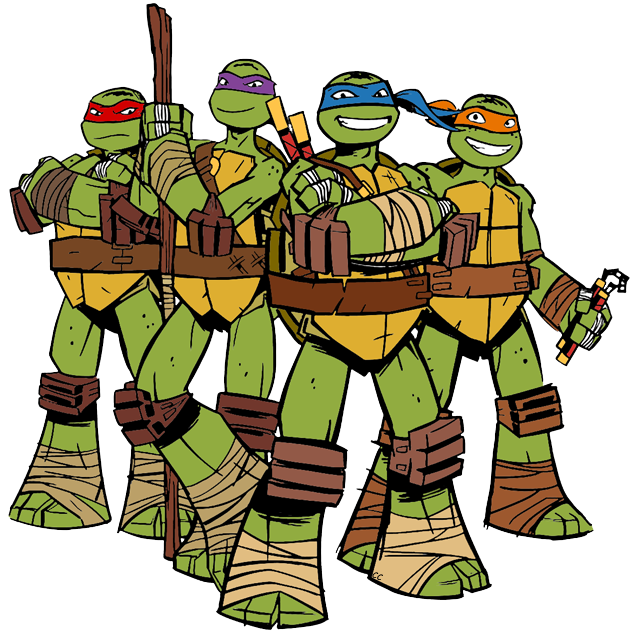 ninja turtle clip art free - photo #38