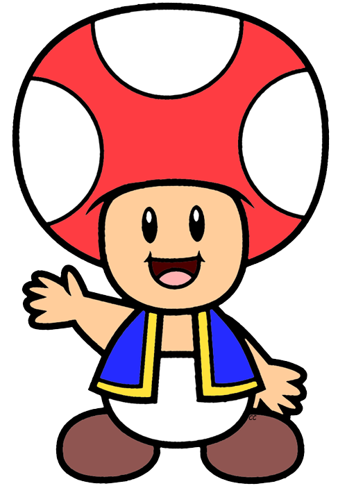 Super Mario Bros Clip Art Images - Cartoon Clip Art