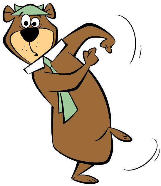 yogi bear clip art cartoon clip art rh cartoon clipart co bear clipart free bear clipart pinterest