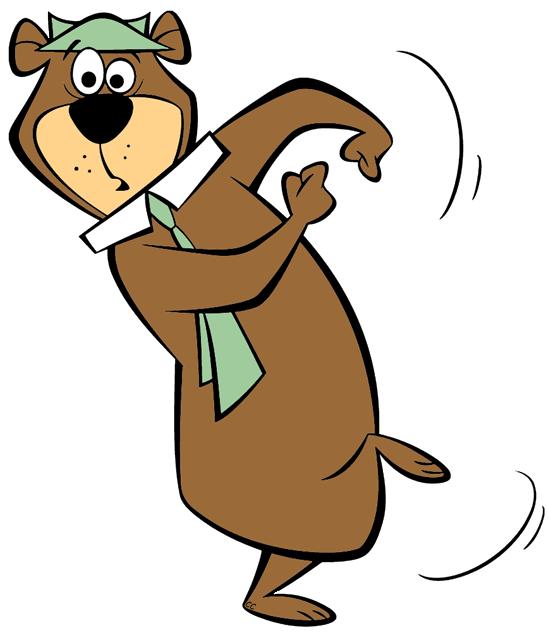 Yogi Bear Clip Art | Cartoon Clip Art