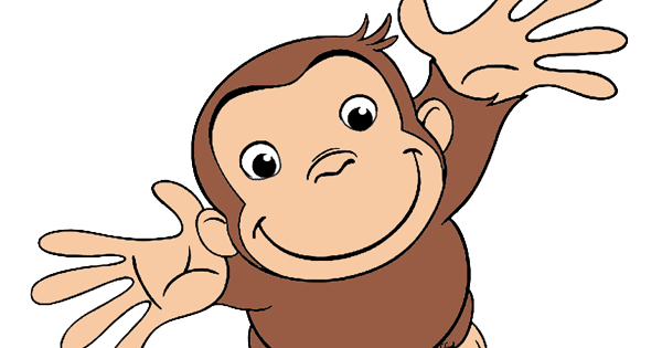 Curious George Clip Art | Cartoon Clip Art