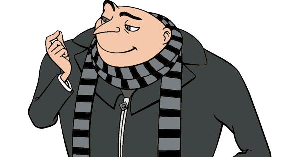 Despicable Me Clip Art | Cartoon Clip Art